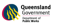 QLD Gov Public Works Logo